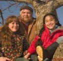 Nancy, Michael and Gracie Phillips: family tree -- click to learn more about us. (photo: Frank Siteman)